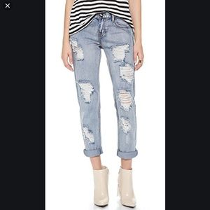 One Teaspoon Mustang Awesome Baggie Jeans  24